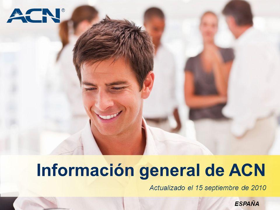 Información general de ACN