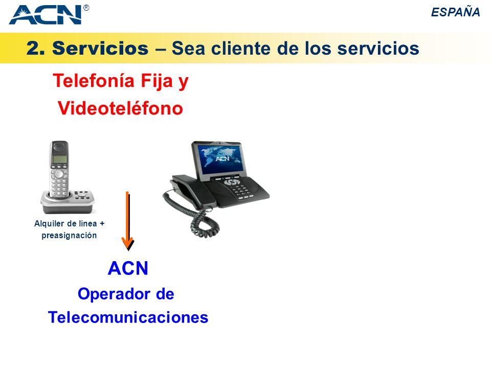 Telefonía Fija y Videoteléfono