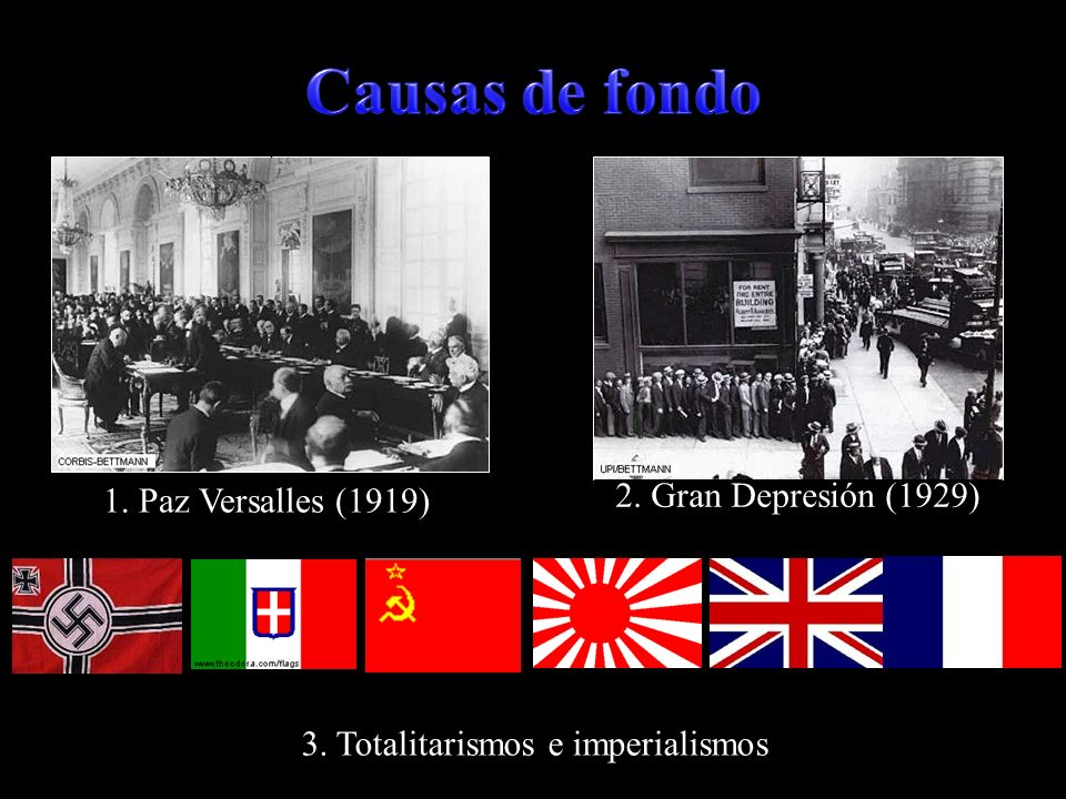 3. Totalitarismos e imperialismos