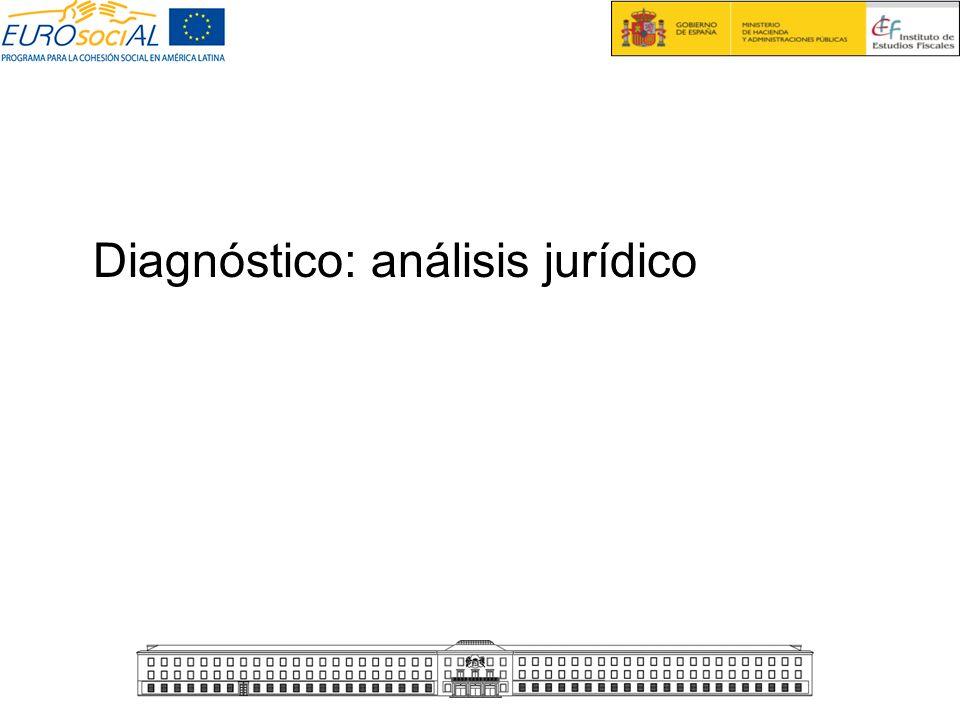 Diagnóstico: análisis jurídico