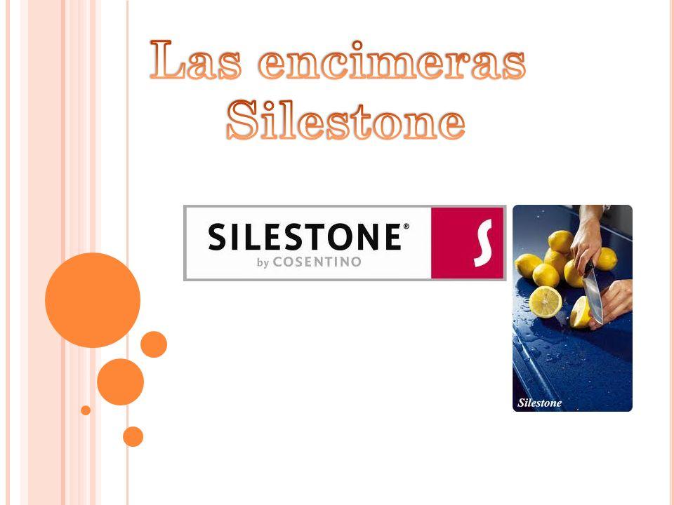 Las encimeras Silestone