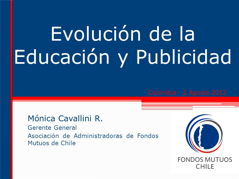 Evolución de la Educación y Publicidad