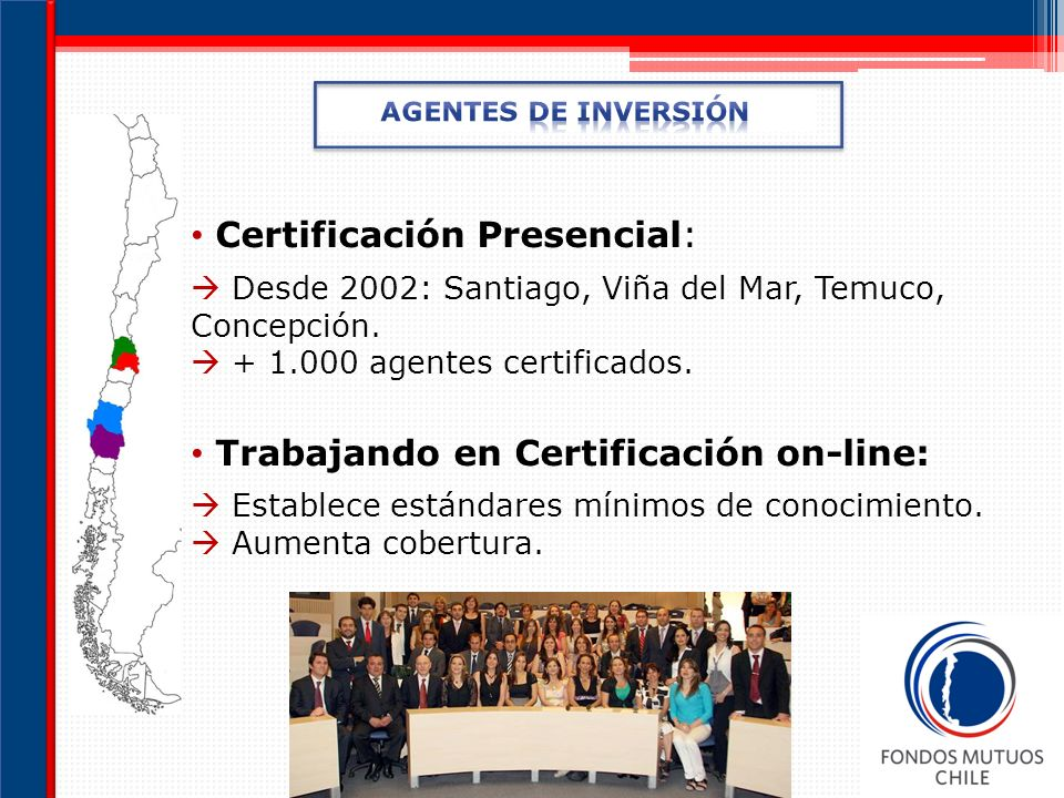 Certificación Presencial: