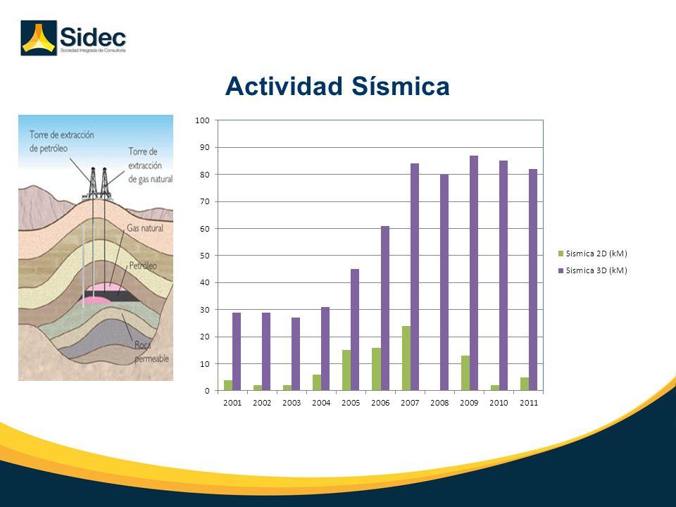 Actividad Sísmica