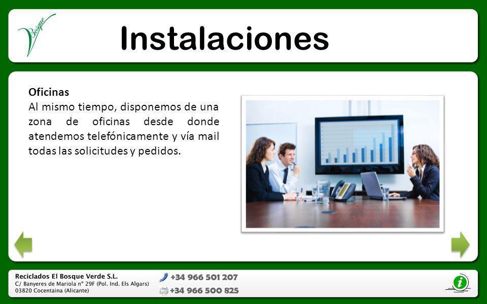 Instalaciones Oficinas