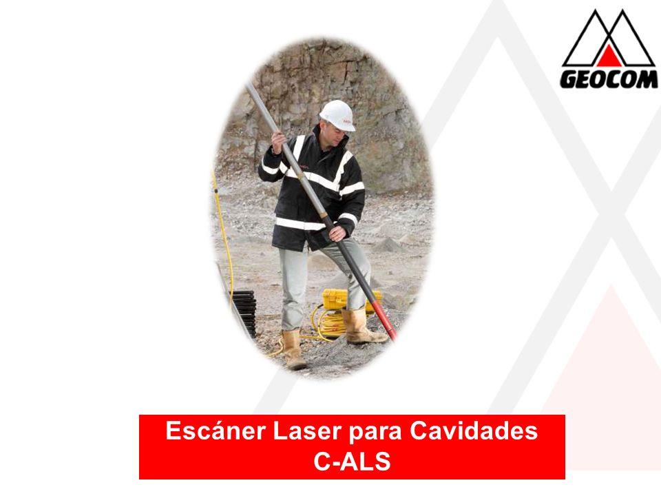 Escáner Laser para Cavidades