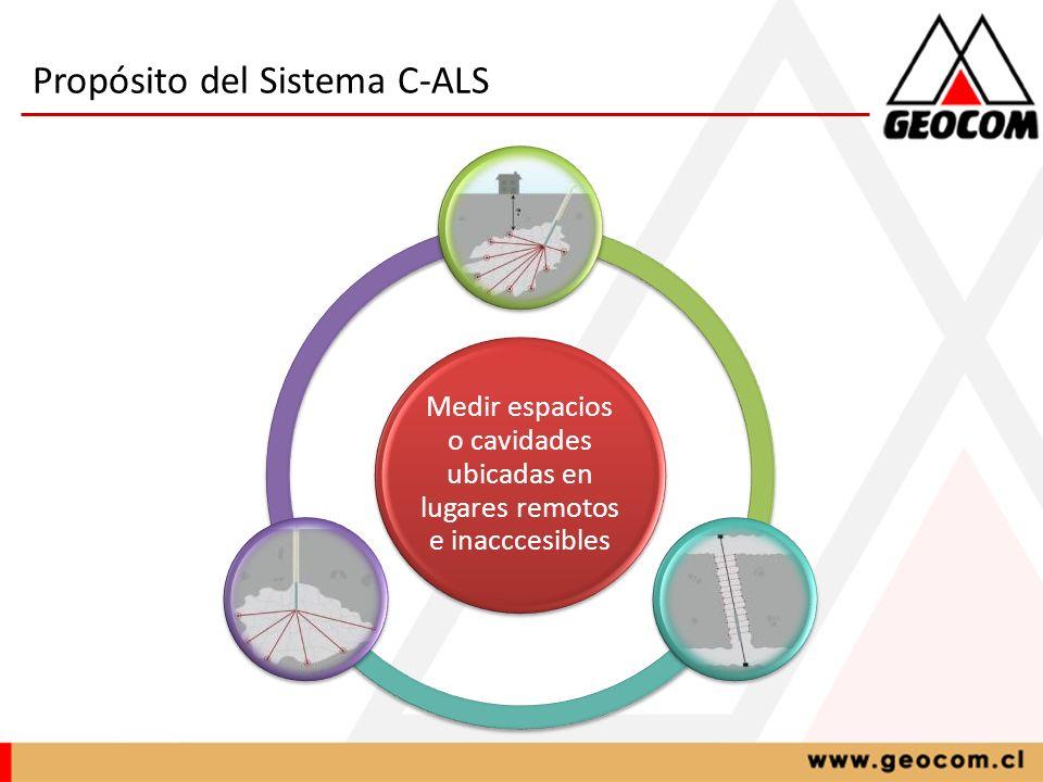 Propósito del Sistema C-ALS