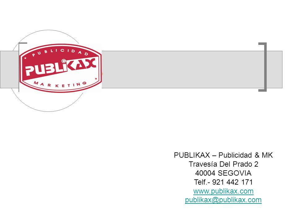 PUBLIKAX – Publicidad & MK