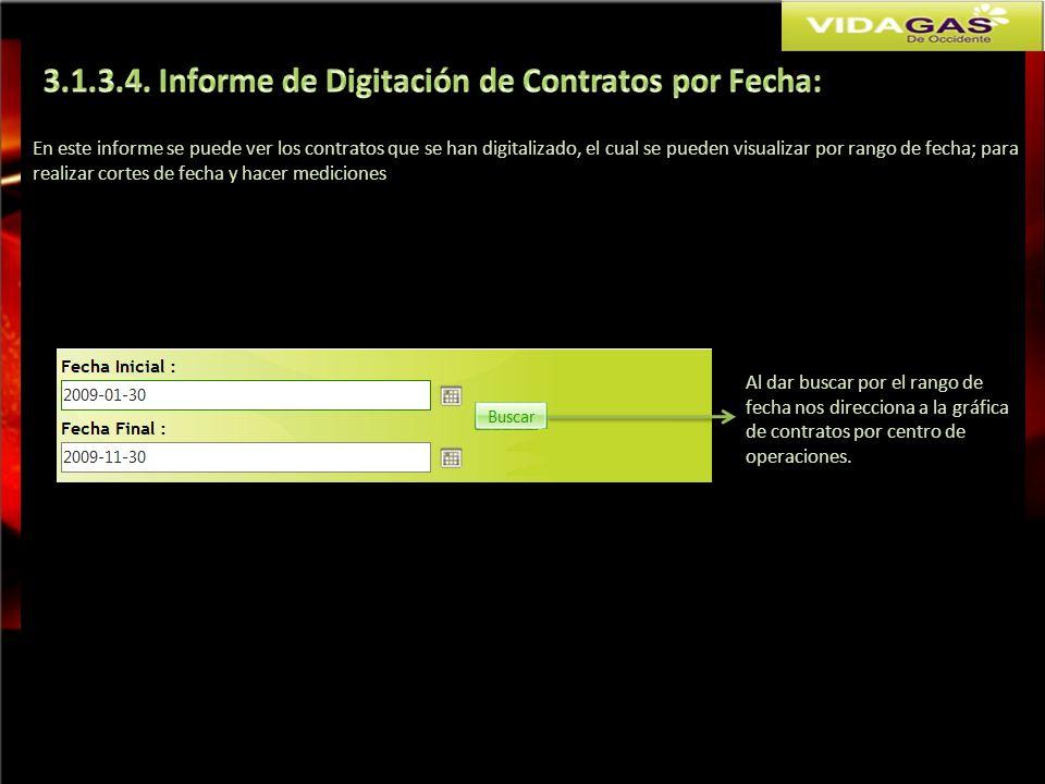 3.1.3.4. Informe de Digitación de Contratos por Fecha: