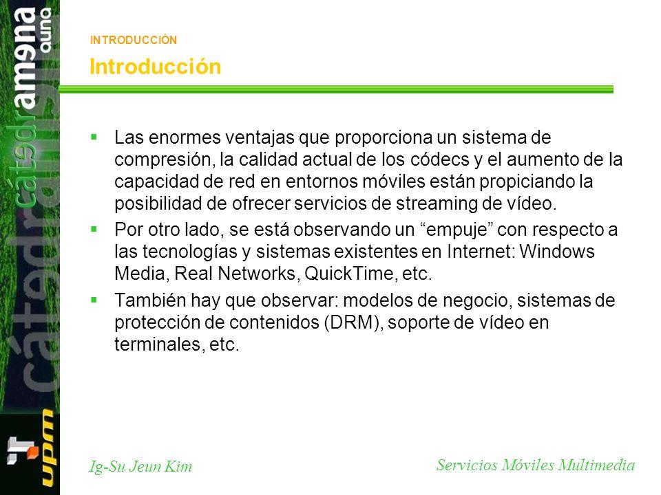 INTRODUCCIÓN Introducción.