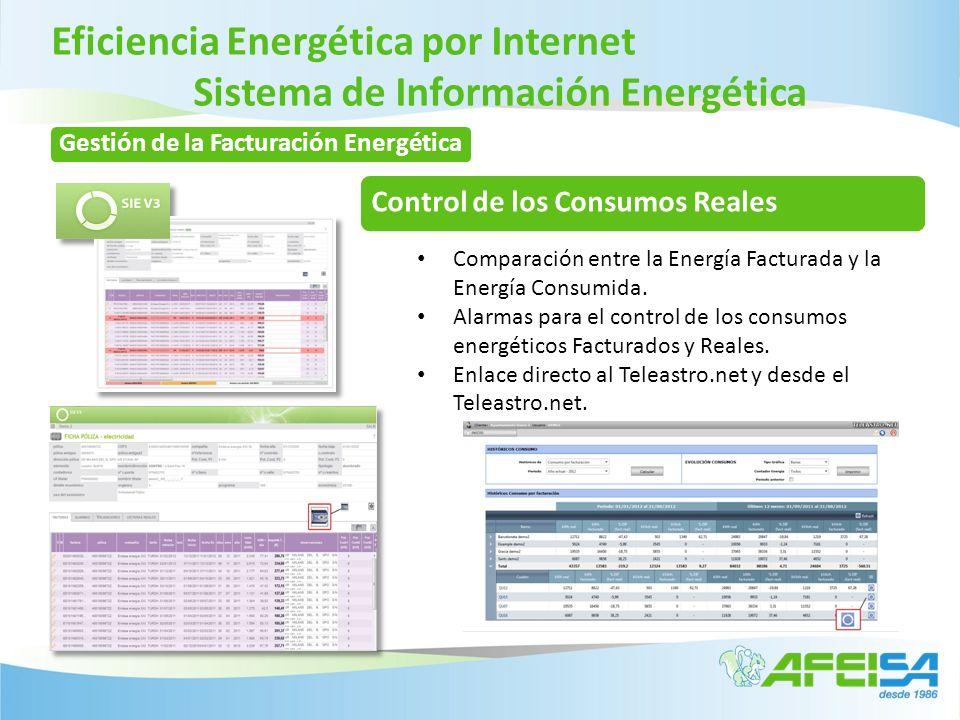 Sistema de Información Energética