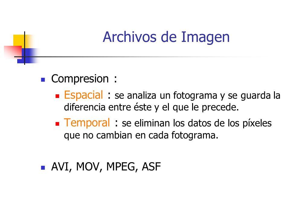 Archivos de Imagen Compresion :