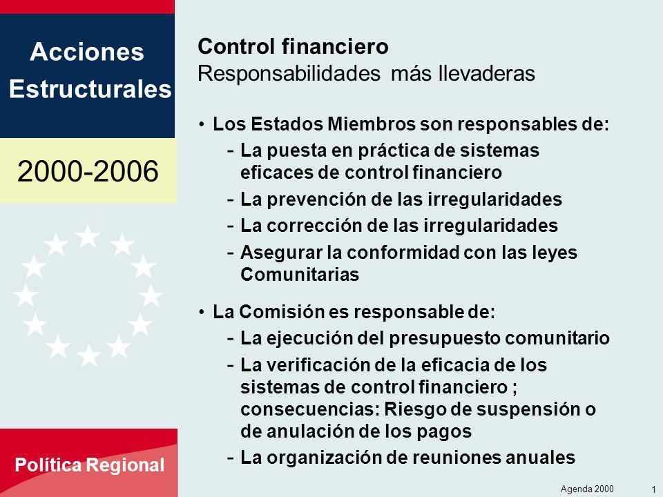 Control financiero Responsabilidades más llevaderas
