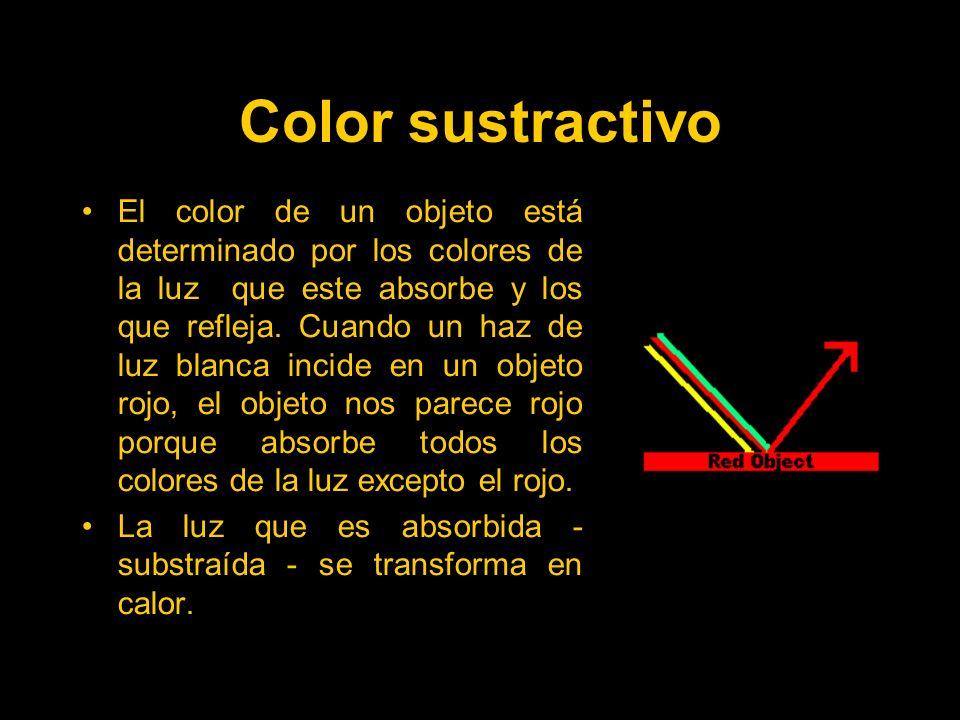 Color sustractivo
