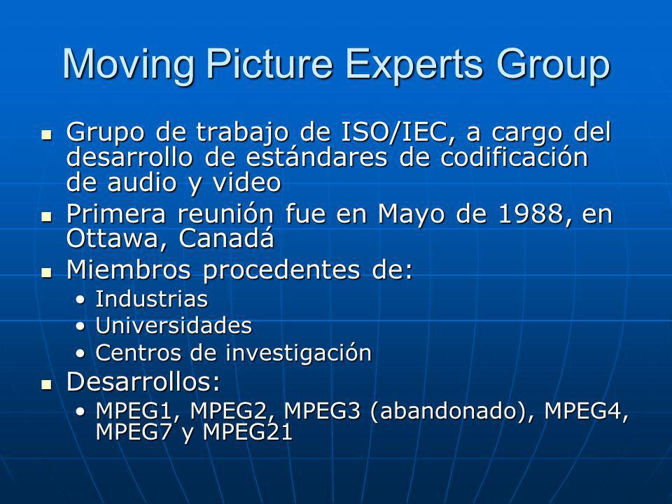 Moving Picture Experts Group