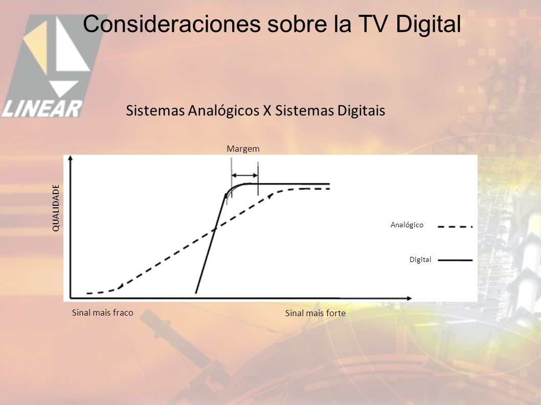 Consideraciones sobre la TV Digital