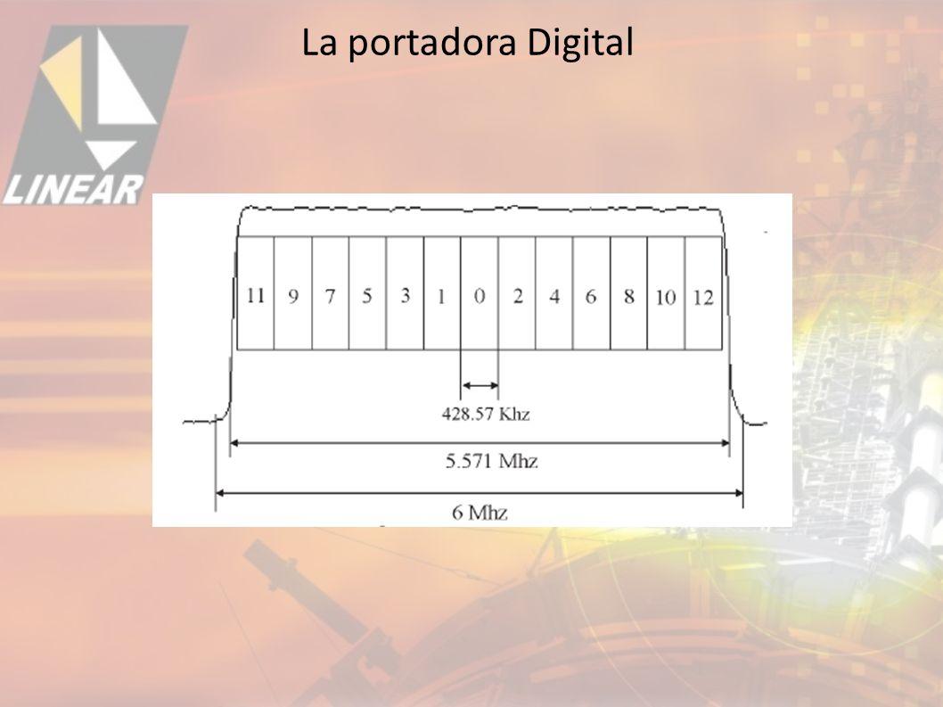 La portadora Digital