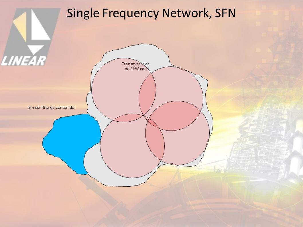 Single Frequency Network, SFN