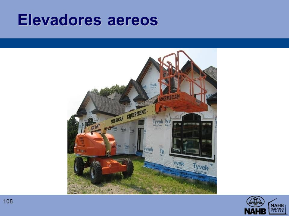 Elevadores aereos