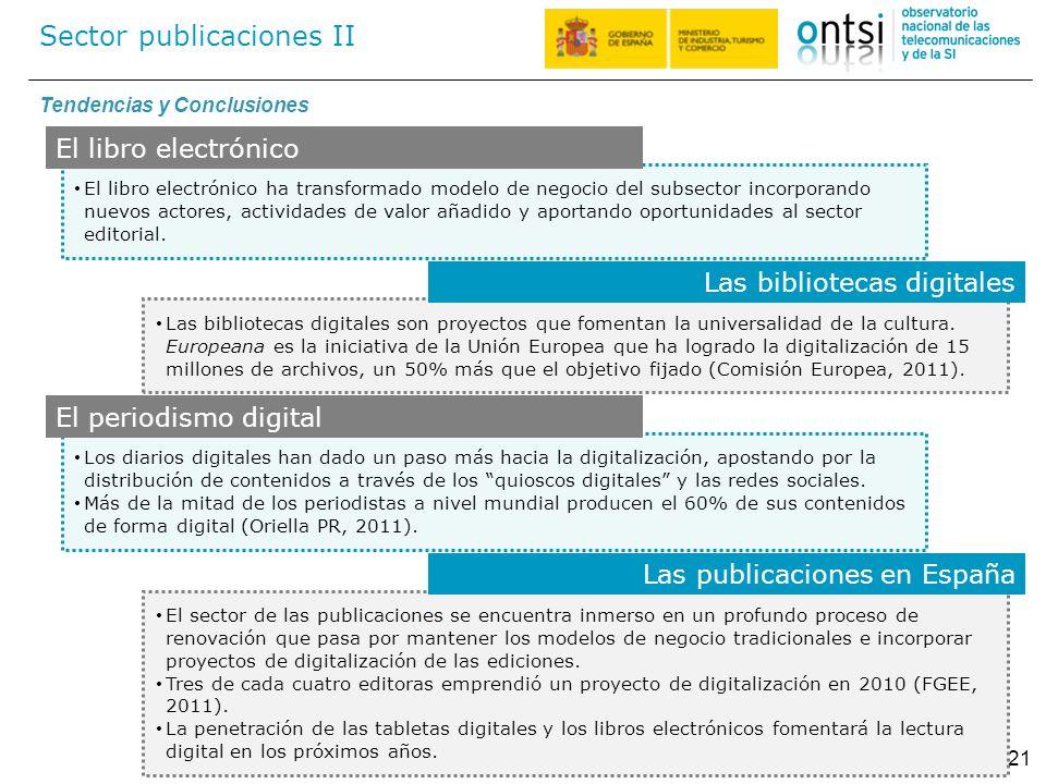 Sector publicaciones II