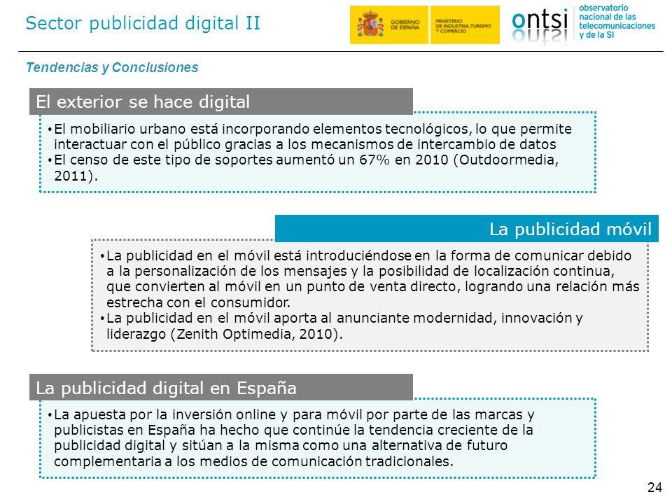 Sector publicidad digital II