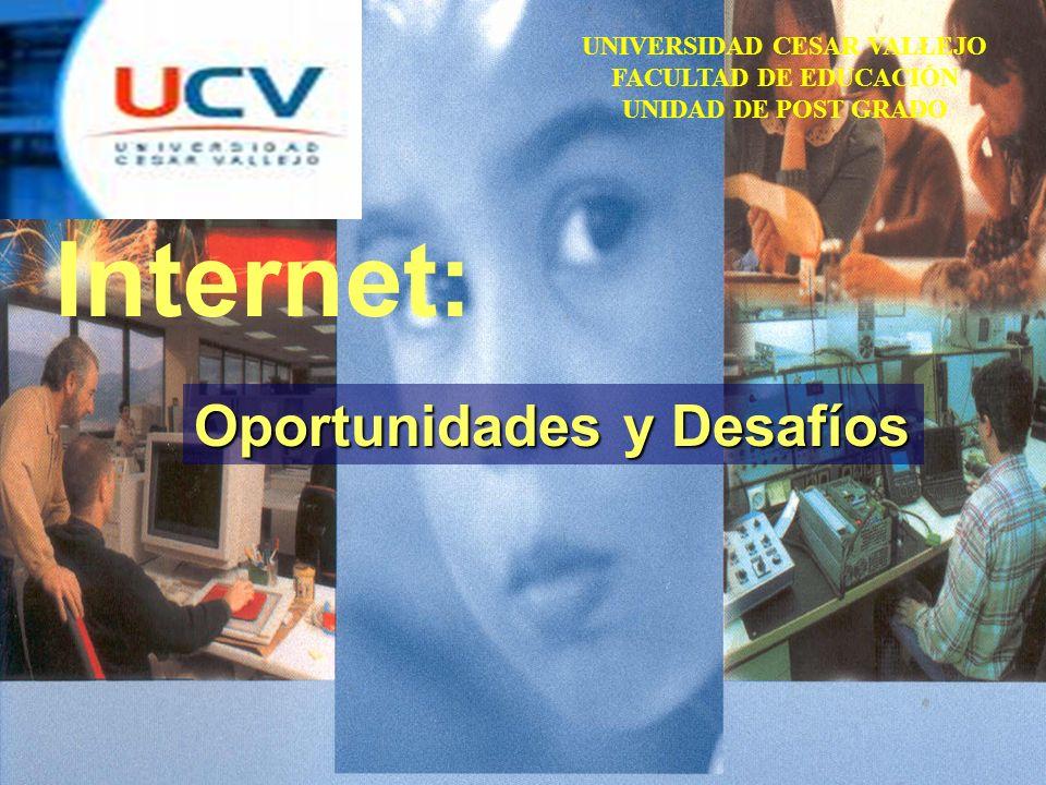 UNIVERSIDAD CESAR VALLEJO FACULTAD DE EDUCACIÓN UNIDAD DE POST GRADO