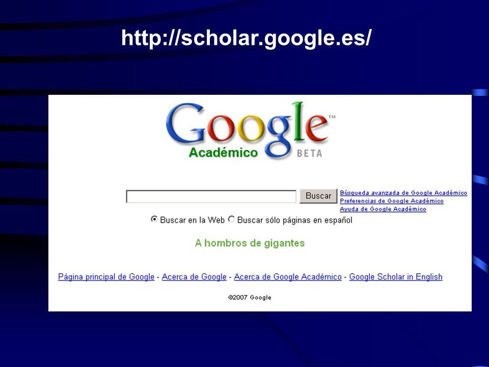 http://scholar.google.es/