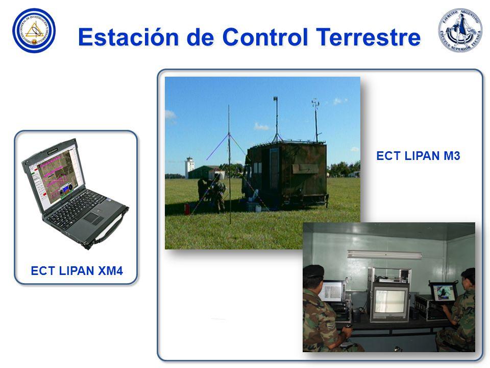 Estación de Control Terrestre