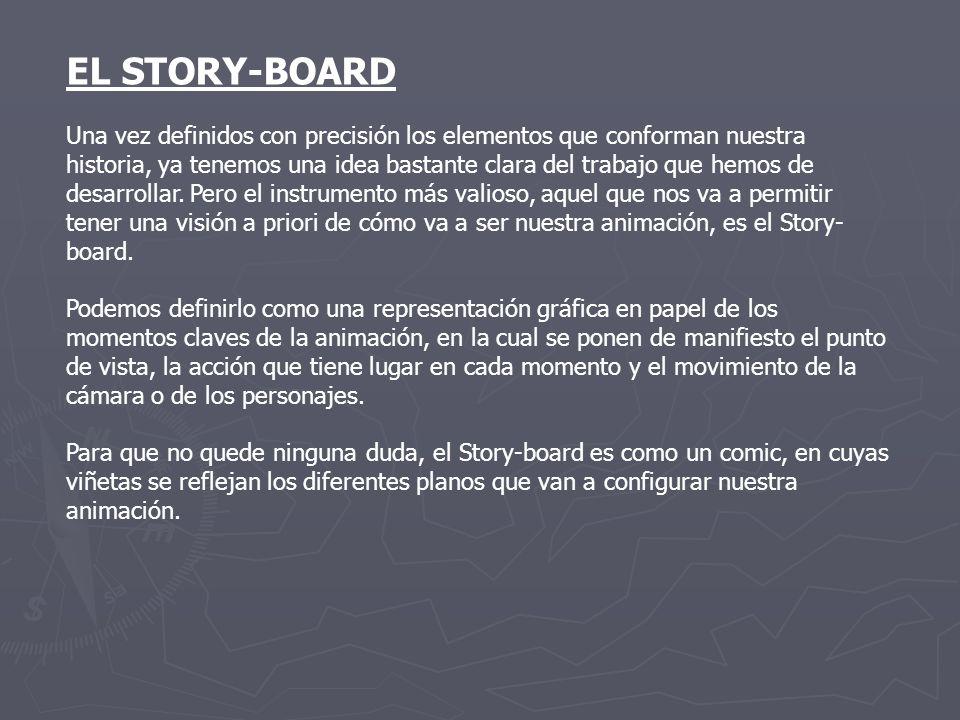EL STORY-BOARD