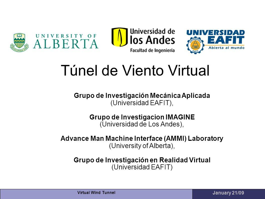 Túnel de Viento Virtual