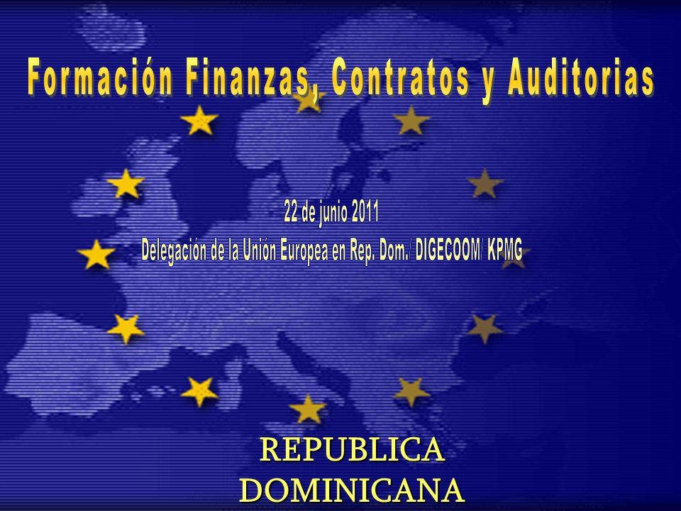 Formación Finanzas, Contratos y Auditorias