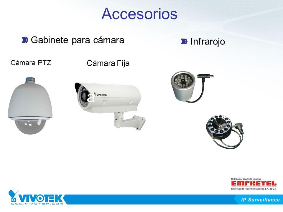 Accesorios Gabinete para cámara Infrarojo Cámara Fija camera