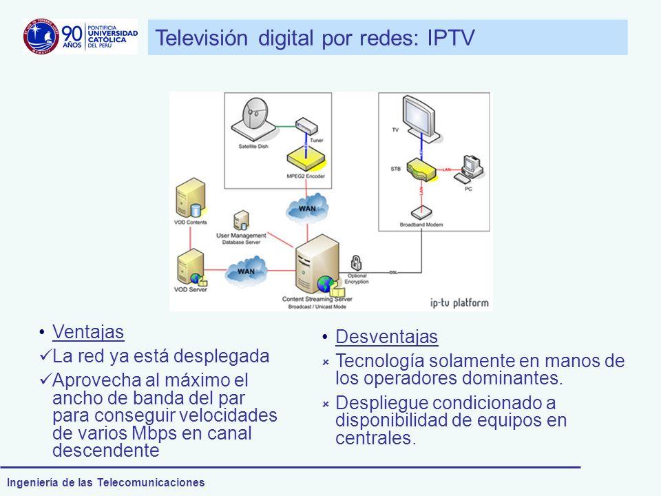 Televisión digital por redes: IPTV