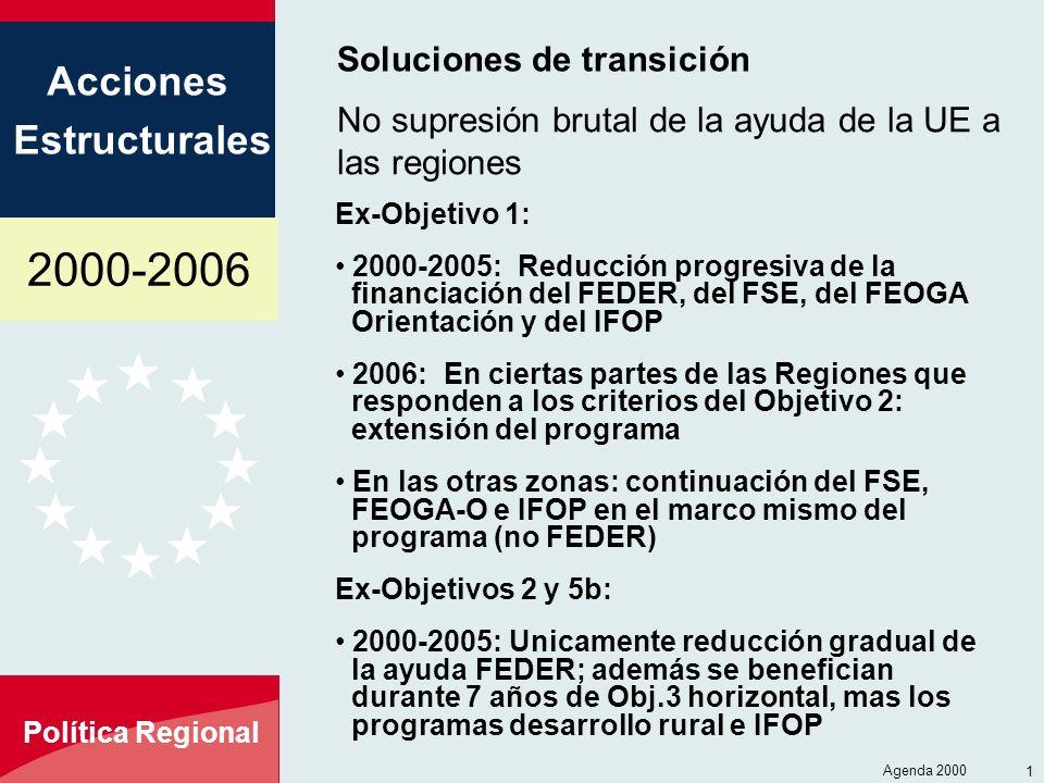 Soluciones de transición