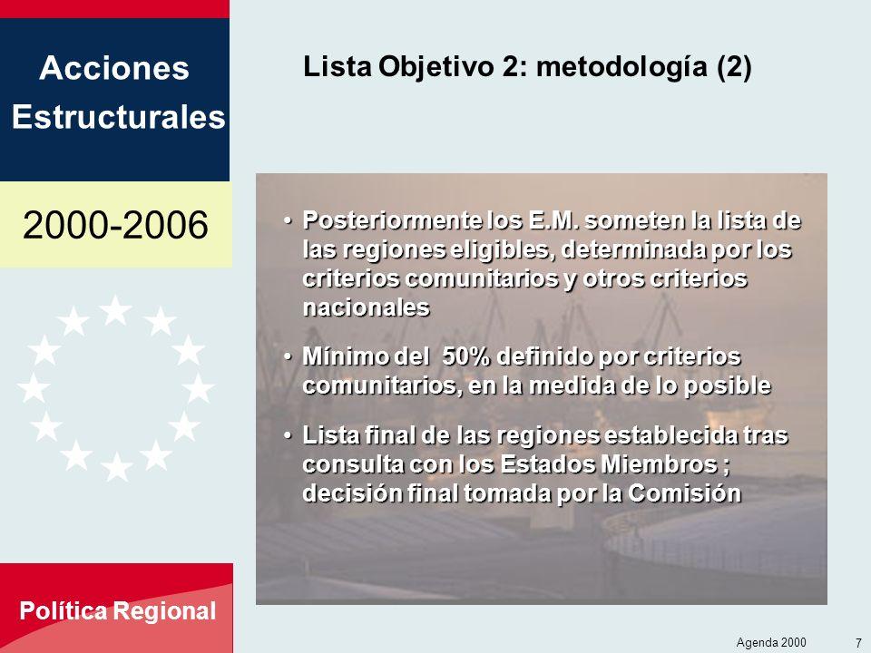 Lista Objetivo 2: metodología (2)