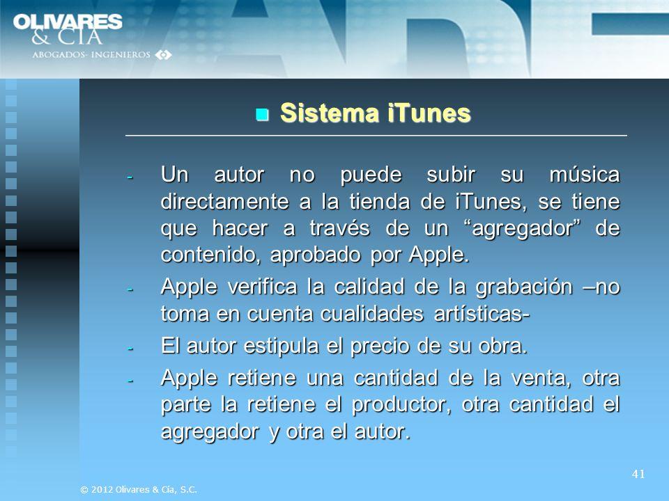 Sistema iTunes