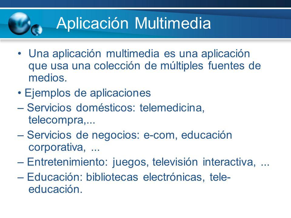 Aplicación Multimedia