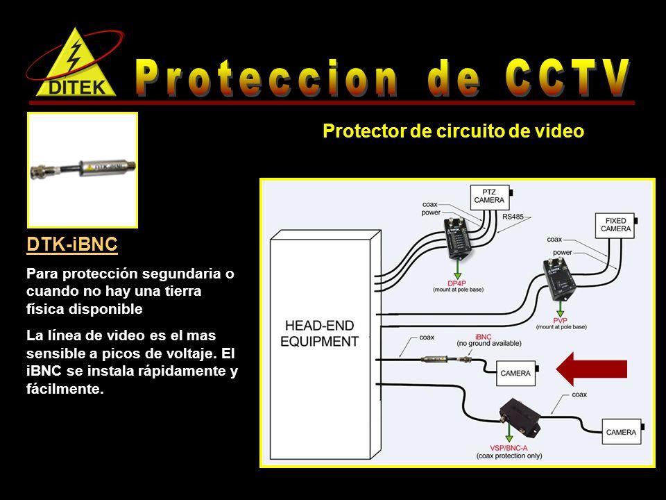 Protector de circuito de video