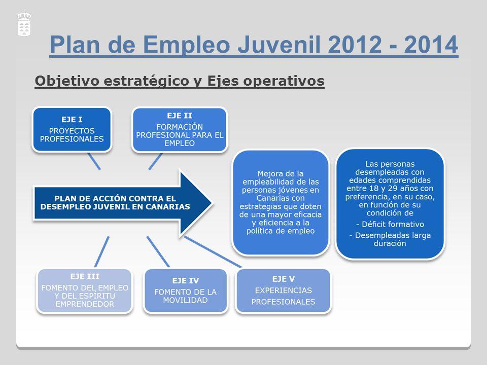 Plan de Empleo Juvenil 2012 - 2014