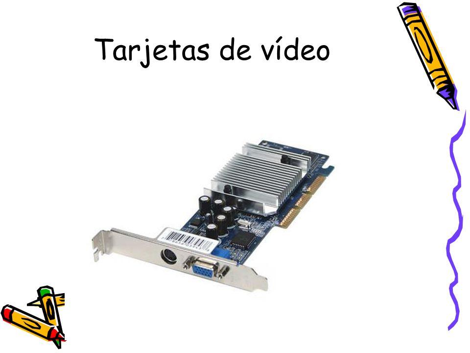 Tarjetas de vídeo