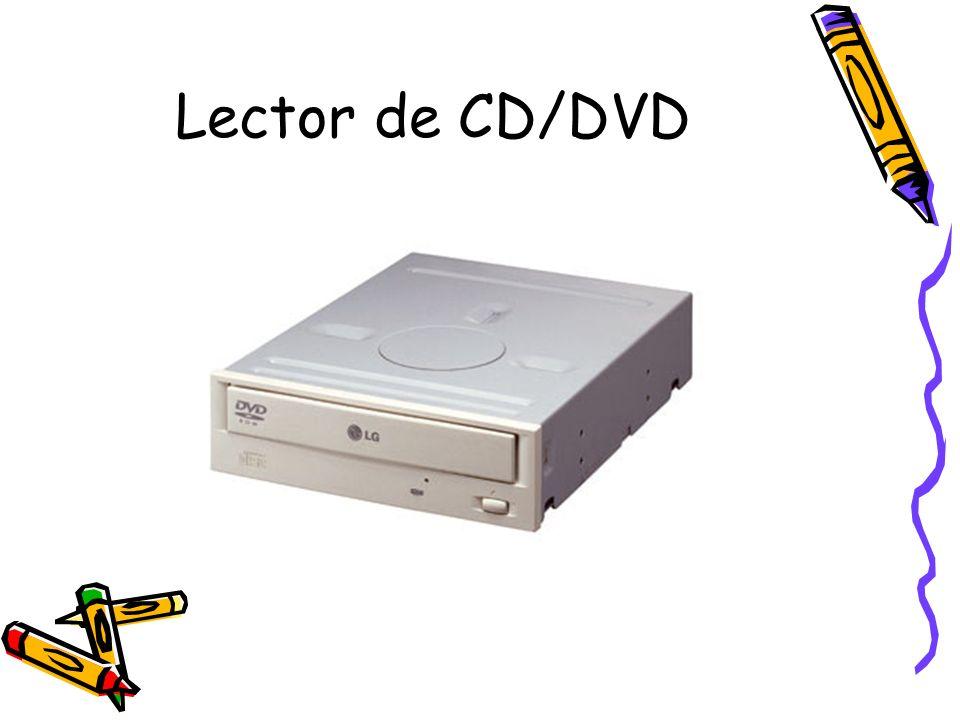 Lector de CD/DVD
