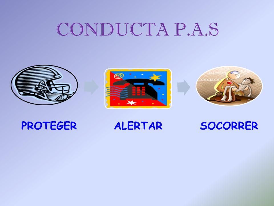 PROTEGER ALERTAR SOCORRER