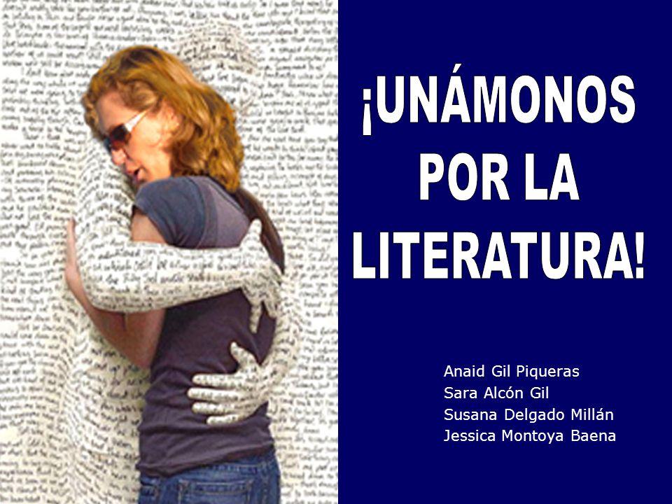 ¡UNÁMONOS POR LA LITERATURA!