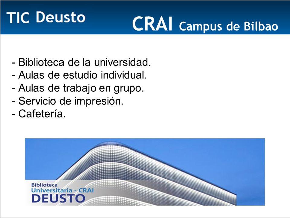 CRAI Campus de Bilbao Ca