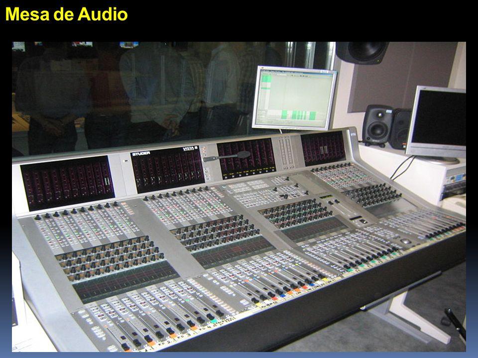 Mesa de Audio