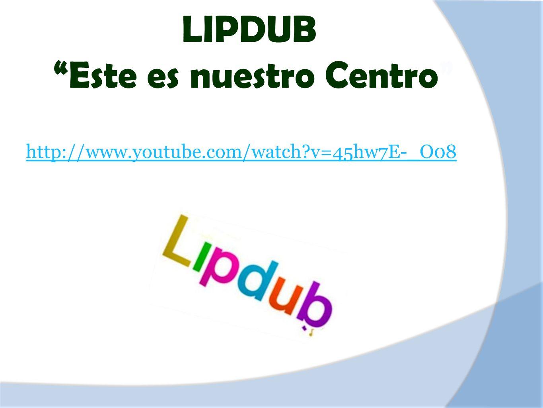LIPDUB Este es nuestro Centro