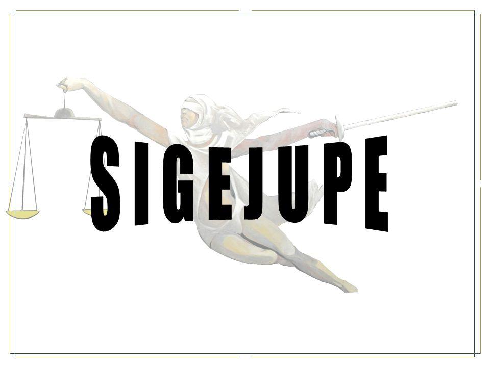 S I G E J U P E 18