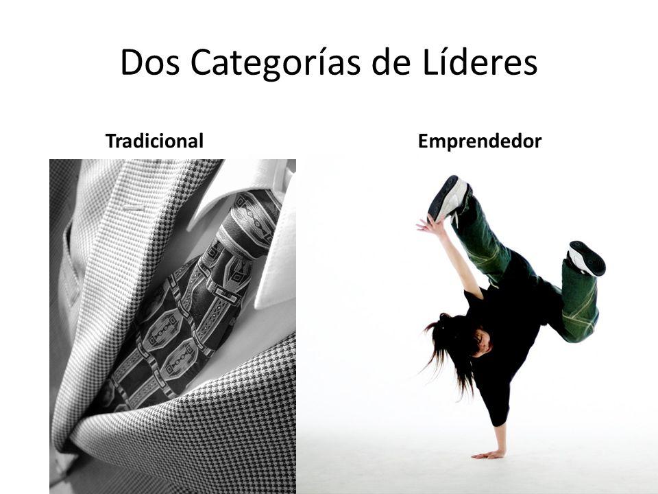 Dos Categorías de Líderes