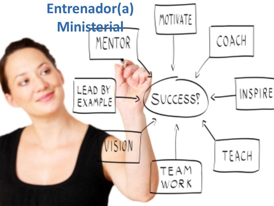 Entrenador(a) Ministerial