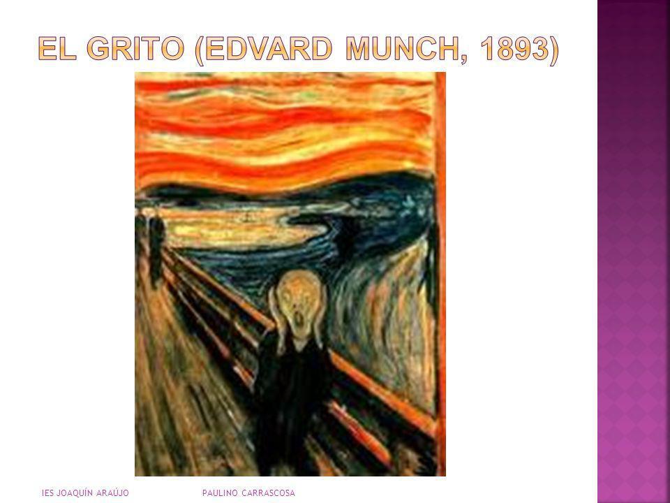 El grito (Edvard Munch, 1893)